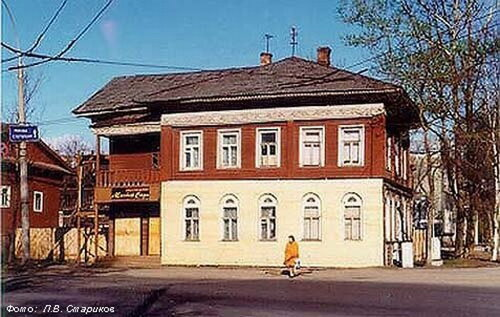 Ленинрадская, 34