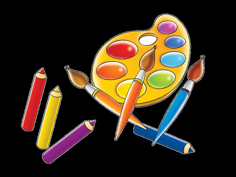 Для рисования в детском саду можно представить различные .  Опыт работы показал, что овладение техникой изображения...