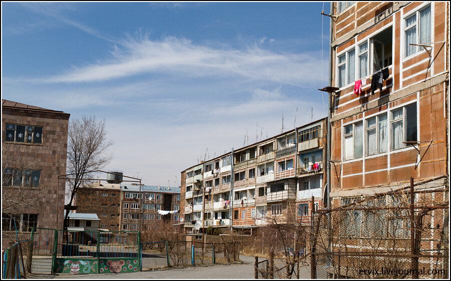 Армавир многоэтажки