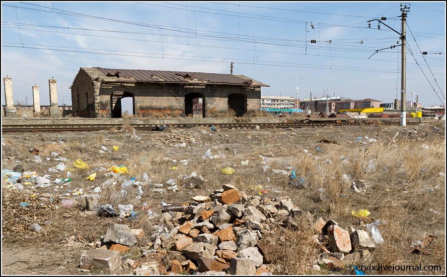 Станция Армавир