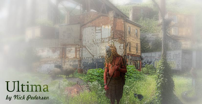 Последние люди на Земле / Ultima by Nick Pedersen