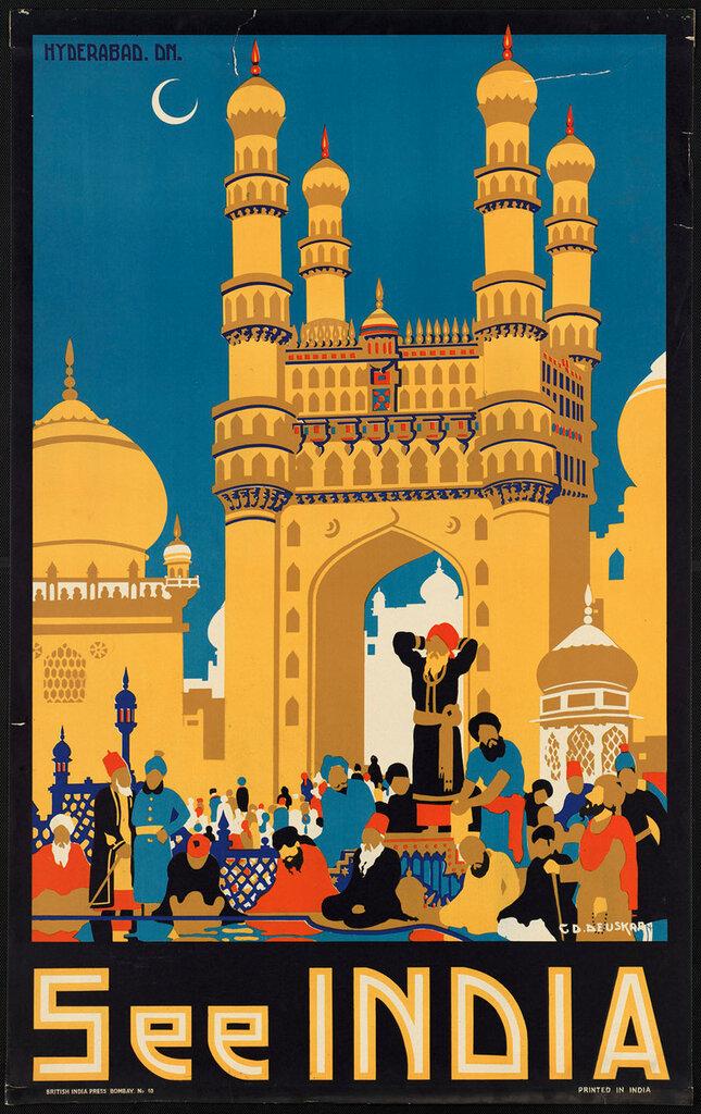 India 1910-1959