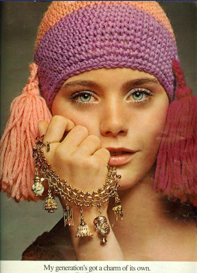 From Seventeen, November 1969. Susan Dey