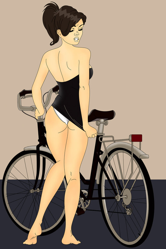 Pin-Up Collection by Lynn Rider