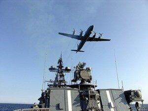 Самолеты Тихоокеанского флота потревожили ПВО Японии и Южной Кореи