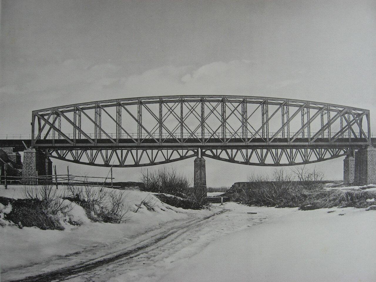 81. 2824 верста. Старый и новый Заларинский мосты