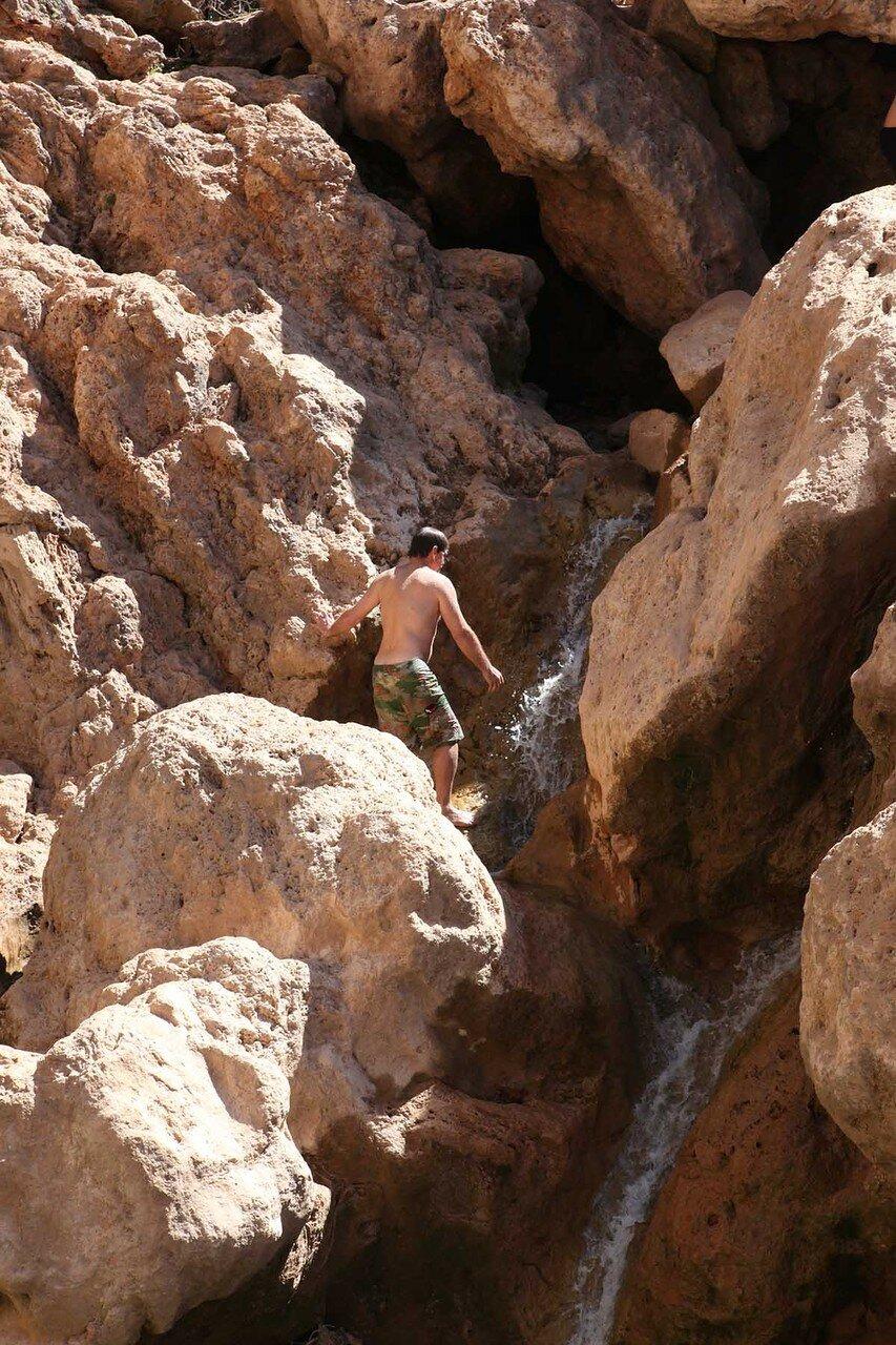 Марокко - Водопады, скалы