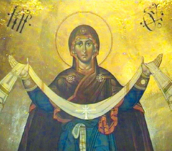 Радуйся, Радосте наша (Intercession of the Holy Virgin)