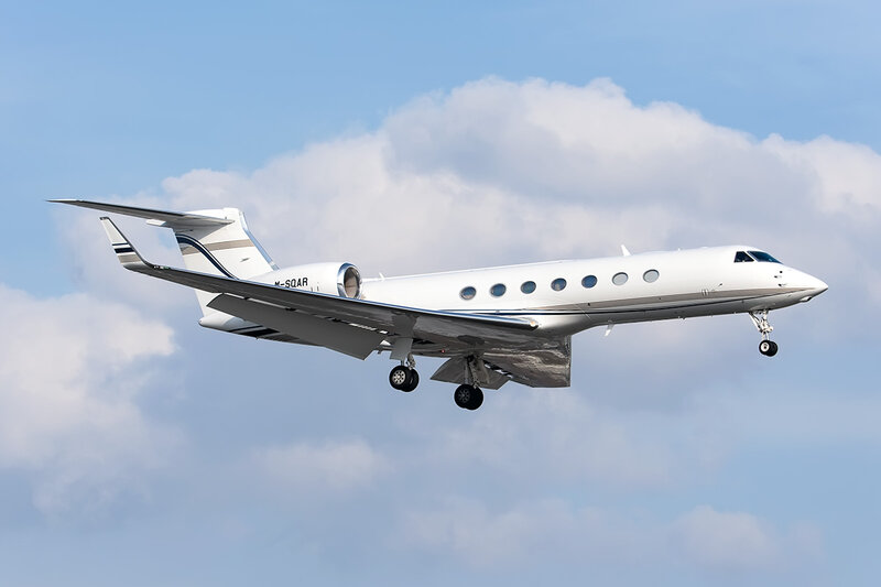 Gulfstream Aerospace G550 (M-SQAR) DSC_9717