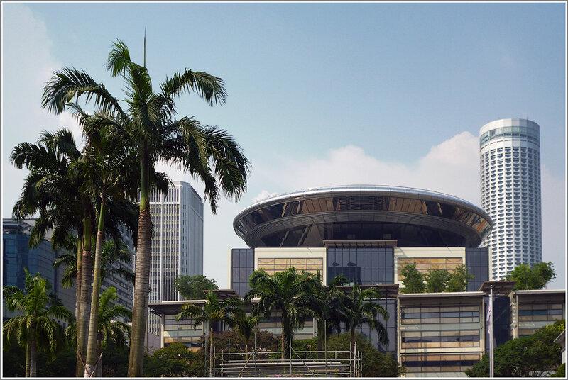 Сингапурский калейдоскоп: город и люди (фоторепортаж), много фото