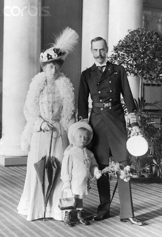 Norway's King Haakon and Family