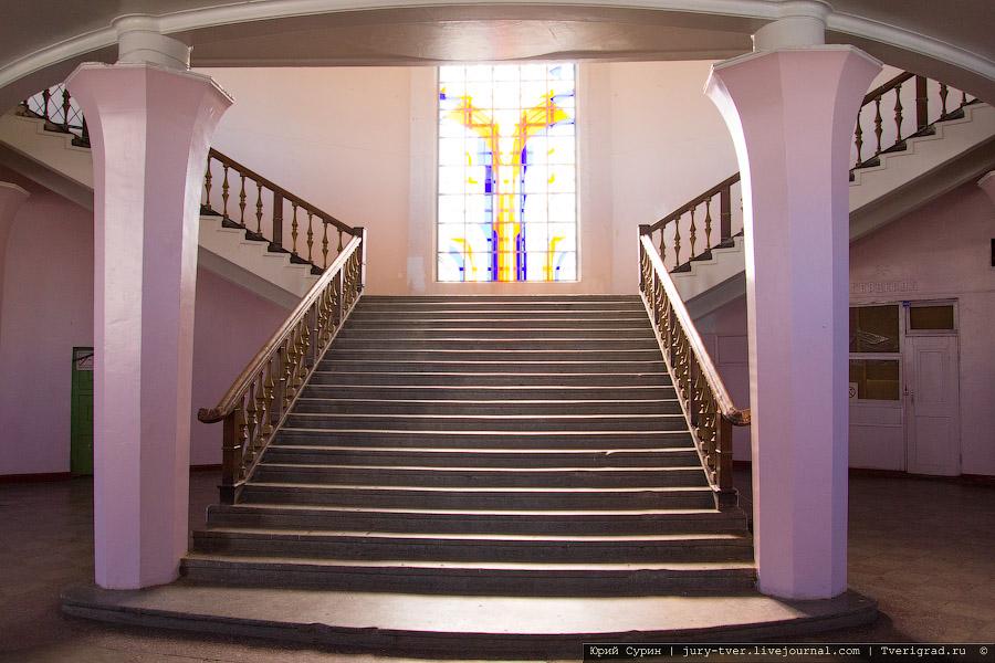Старый Дворец пионеров в Твери