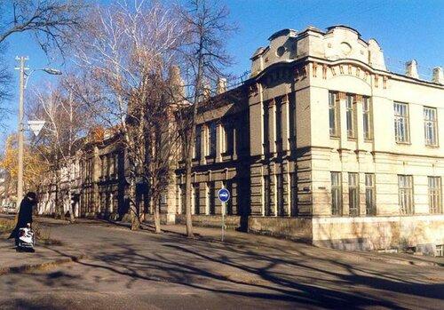 Пензенская областная библиотека имени М.Ю.Лермонтова