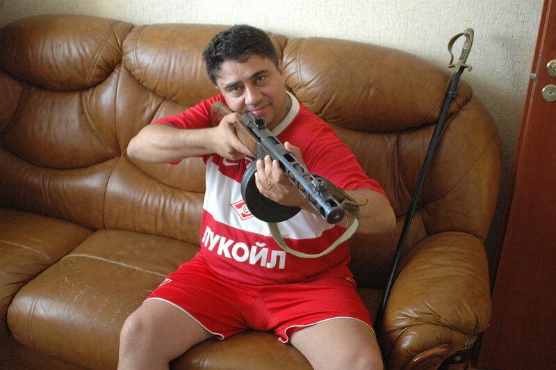 gladiator1974: Отчет о выезде в Москву и матче дублеров «Спартака» (Фото)