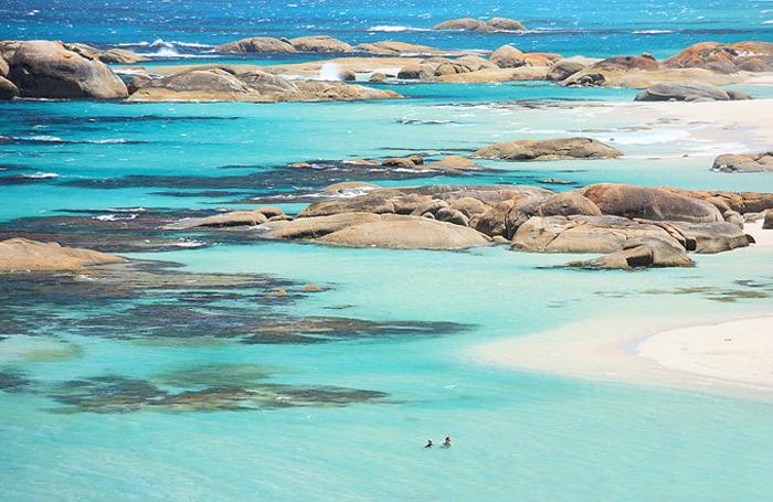 Залив Уильям, Западная Австралия