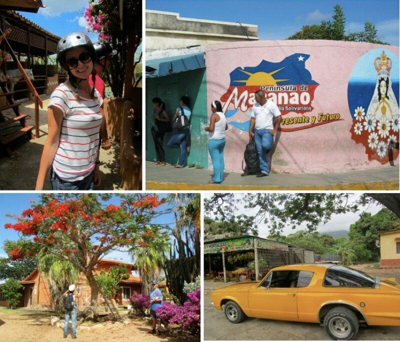 Екатерина Кантовская: Один день из жизни в Венесуэле