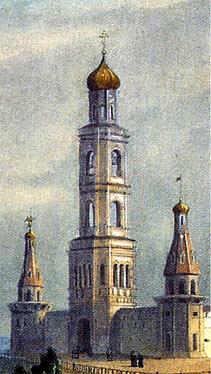 Колокольня 1839г.