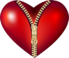 Сердечки мелкие