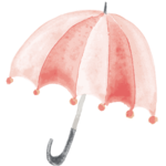 JSquarePresents Watercolor Weather clip art