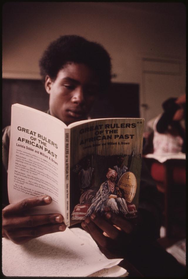 Негритянский квартал в Чикаго 1970 х годов 0 131c7d 63a69141 orig