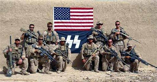Marines Nazi Symbol