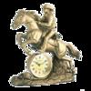Скульптурные часы