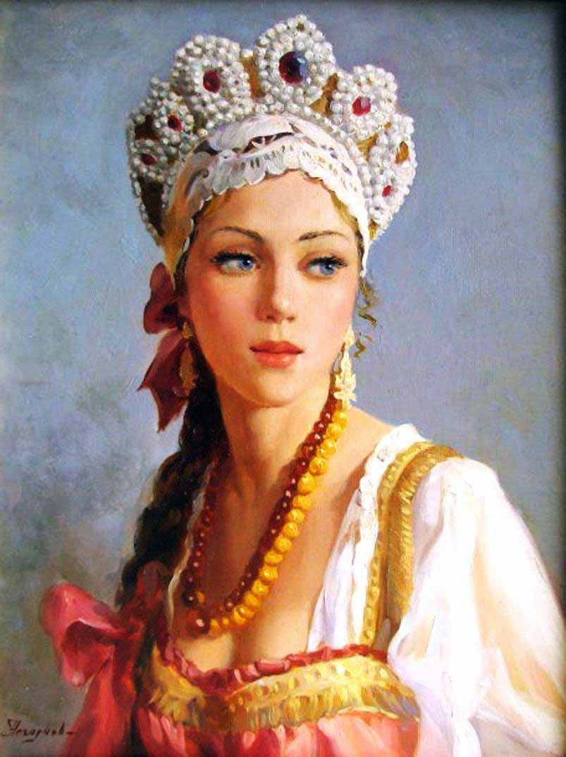 Русские красавицы 18 6 фотография