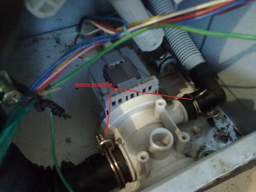 Стиральная машина самсунг ремонт насоса своими руками
