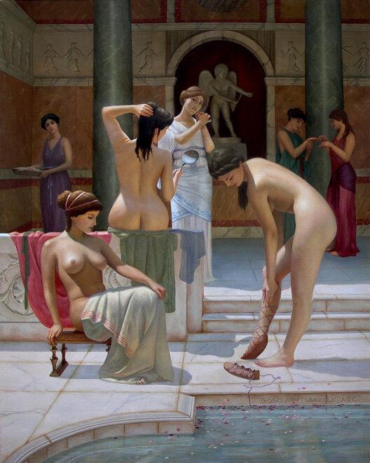Рим 2 эротика