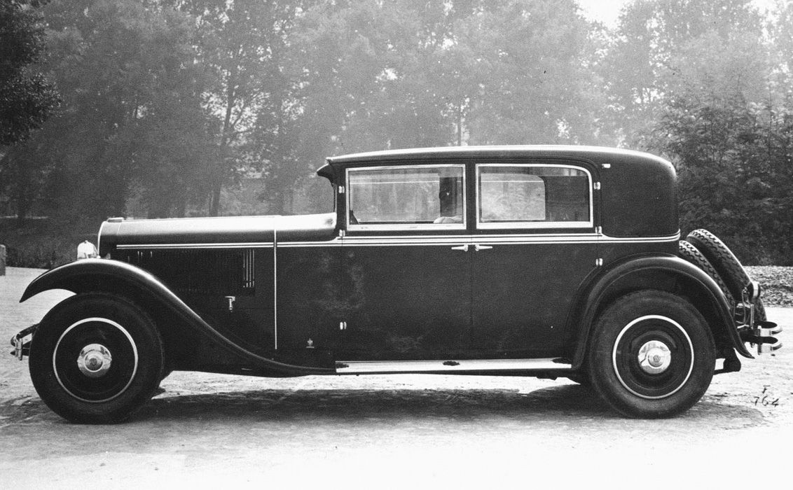 10 Mercedes-Benz Saoutchik S Type (1928)
