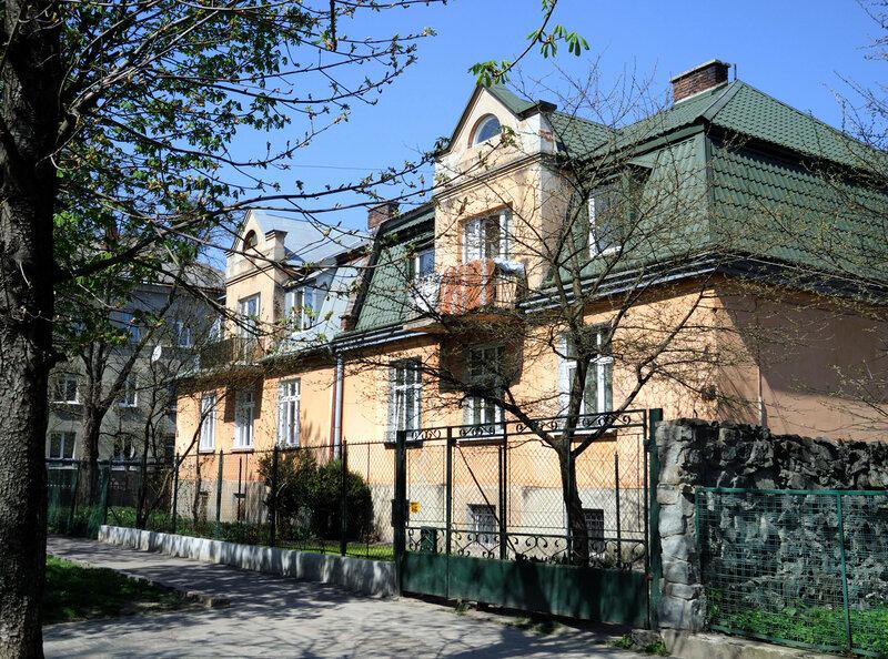 ул. Бой-Желенского