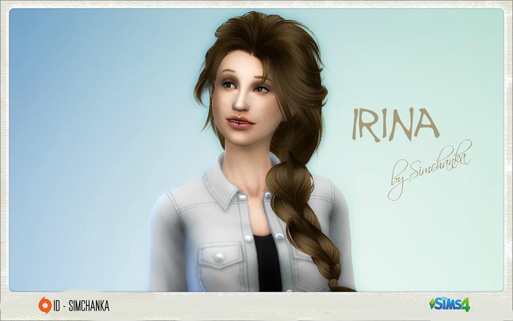 Irina by Simchanka