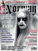 Журнал Terrorizer's Secret Histories Of Norway - May (2014)