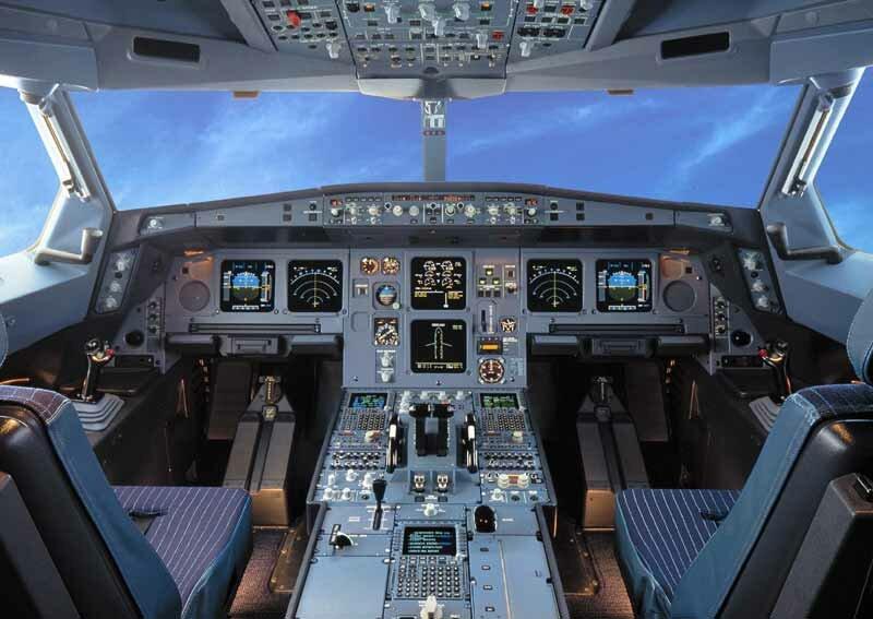 Лучшие места в самолете Airbus A32 (Аэробус А32 )