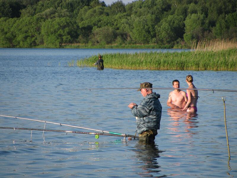 Рыбные Места Для Знакомства