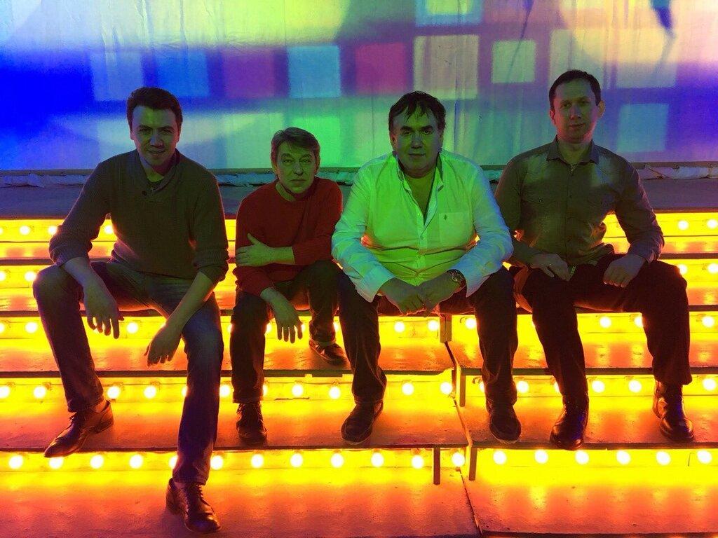 В джазе только женщины, Оренбург, 14.12.2015