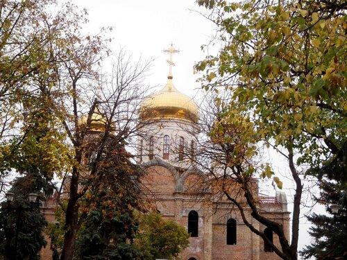 золотые купола Пятигорска