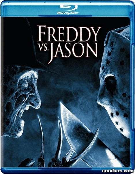 Фредди против Джейсона / Freddy vs. Jason (2003/BDRip/HDRip)