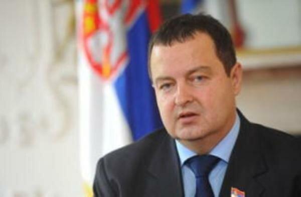 Сербия, Белград, Ивица Дачич, политика
