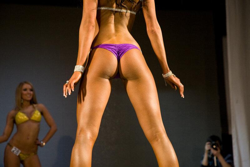 Открытый кубок Владивостока по фитнес-бикини - 2012