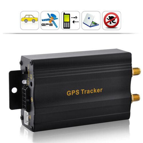 GPS трекер автомобильный (система спутникового слежения с GPRS и SMS оповещением) | ACVPL-G204
