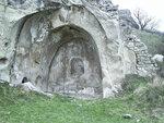 Эске Кермен, Древний алтарь