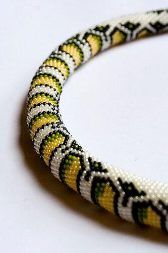 В стиле змеи- фрагмент «