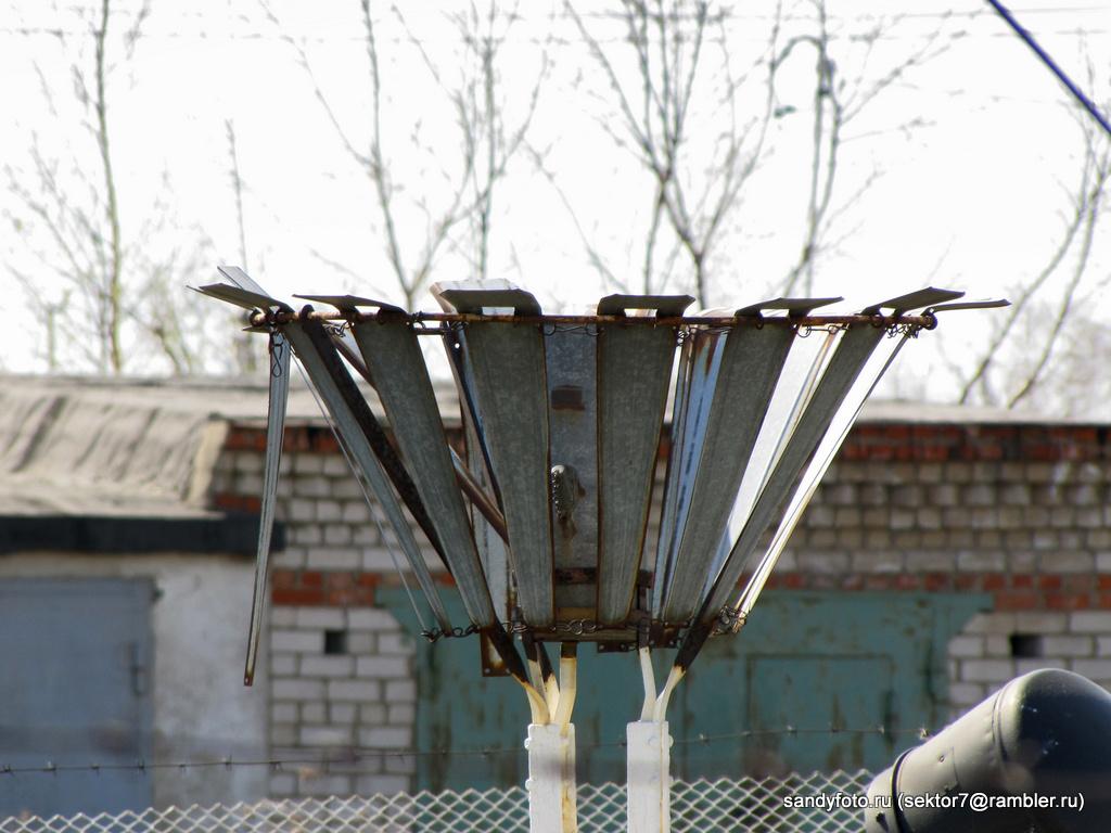 Метеоплощадка в Троицке
