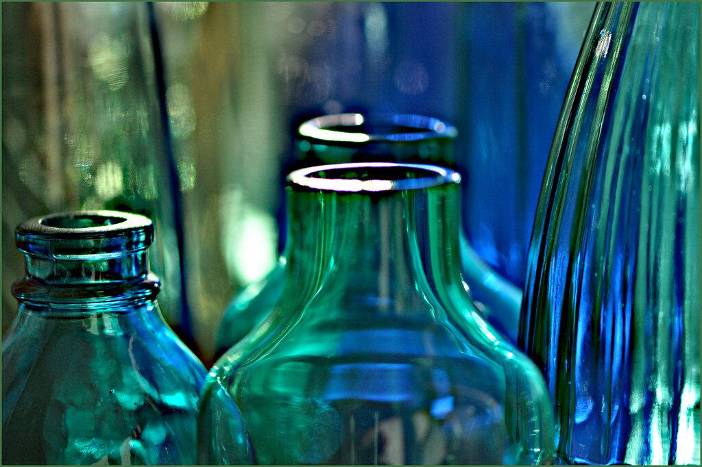 Blue & Green by HannyB