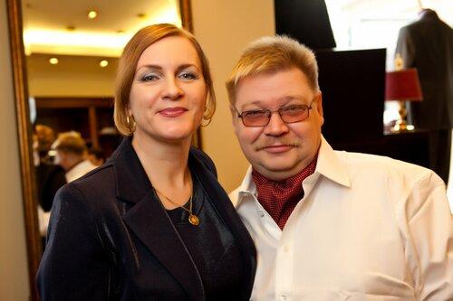 Маргарита Майская и Николай Бандурин