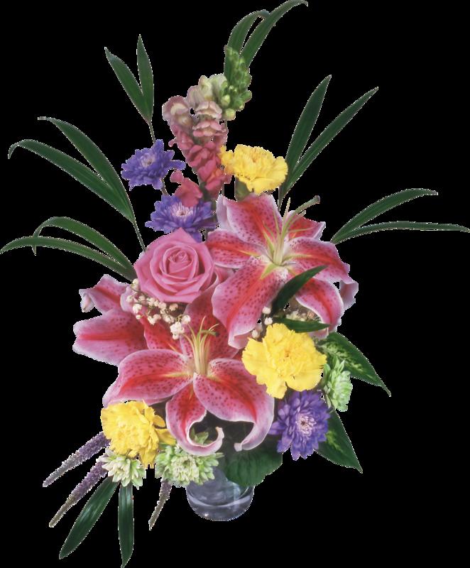 Букет цветов картинки 6