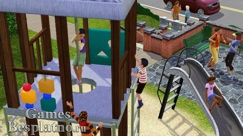 The Sims 3 (русская версия)