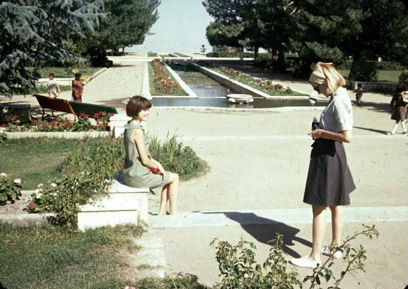 Кабул 40 лет назад и сейчас