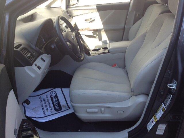 Toyota Venza Club - Про комплектацию авто.